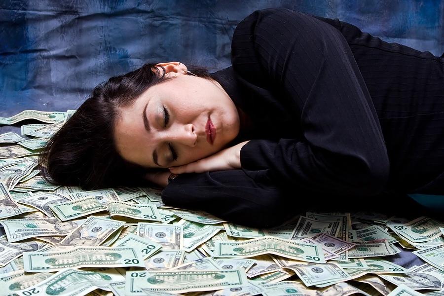 Много денег во сне к чему