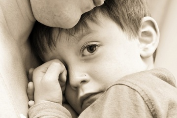 испуг ребенка